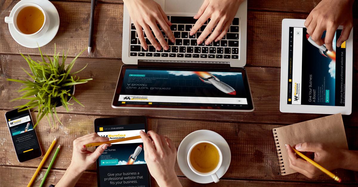 Website Startup Business Plan